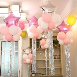 12 sztuk/paczka 18 cal Folia Gwiazda dla Dzieci Party Toy Balon Kapelusz Festival Event Dekoracji Kapelusz Balon Nowość dzieci z