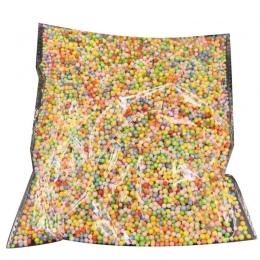 16000 sztuk Kolorowe Kulki Styropianu Mini Piłki Piankowe Dekoracyjne Ball DIY Akcesoria Modelarskie DIY ZABAWKI KORALIK ZABAWKI