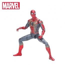 2018 17 cm Marvel Zabawki Nieskończona War Spiderman PCV Figurka Superhero Avengers Spider-man Kolekcjonowania Figures Modelu La