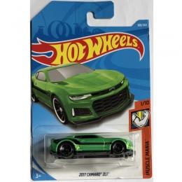 Nowości 2018 8 h Hot Wheels 1: 64 zielony 2017 camaro zl1 Modeli Samochodów Kolekcja Dla Dzieci Zabawki Pojazdu Dla Dzieci hot s