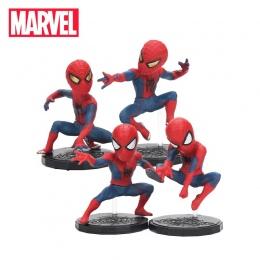 8 cm Zabawki Marvel Avengers 3 Nieskończoność War Rysunek Ustaw Superhero Spiderman Spider-man PCV Figurka Kolekcjonerska Model