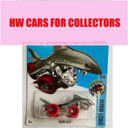 Nowy 2017L Hot Wheels 1: 64 szary shark zgryz Metalowe Modele Pojazdów Samochody Diecast Kolekcja Zabawki Dla Dzieci Dla Dzieci