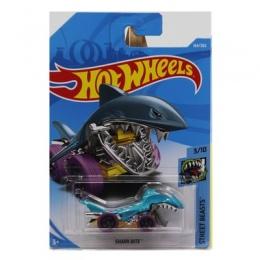 Diecasts pojazdy z zabawkami 2018 8g Hot Wheels 1: 64 niebieski shark zgryz Modeli Samochodów Kolekcja Dla Dzieci Zabawki Pojazd