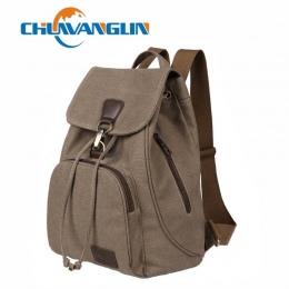 Chuwanglin Kobiece kobiety płótno plecak preppy styl szkoła Lady dziewczyna student szkoła torba na laptop mochila bolsas ZDD629