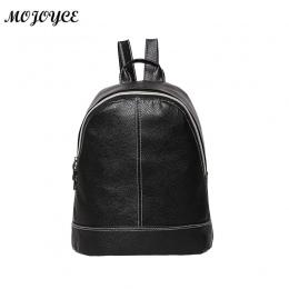 2018 Kobiety Mody Patentowej skóry Plecak Luksusowe PU Leather Dziewcząt Tornister Kobiet Proste Mini Travel Plecak Back Pack
