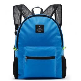 Dorywczo Mody Plecak Kobiety Rozrywka Torby Plecaki Turystyczne Dla Nastolatek Szkoła Kobiet Nylon Wodoodporny Składany Plecak 1