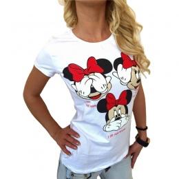 2018 harajuku Lato Jesień Koszule Kobiety Vogue T Koszule Drukuj Tshirt Sexy Plus Size Koszulka Koszulkę Femme Topy Moda biały
