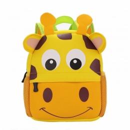 2017 3D Cute Animal Projekt Plecak Dla Dzieci Torby Szkolne Dla Dziewcząt Chłopców Cartoon Shaped Dzieci Plecaki