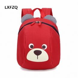 LXFZQ mochila infantil dzieci torby szkolne śliczna Anti-lost torby plecak dla dzieci szkoła torba plecak dla dzieci Dziecko