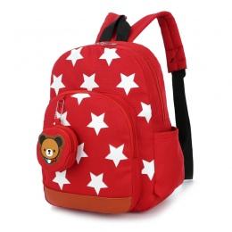Torby Nylonowe torby szkolne mochila infantil Moda Dzieci Dzieci Plecaki dla Przedszkola Szkoła Plecaki Bolsa Escolar Infantil