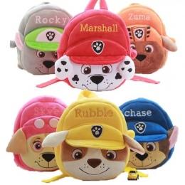 Dzieci Pluszowe Plecaki Dzieci 3D Cartoon Tornister Przedszkole Dla Dzieci Torby Szkolne Dziewczyny Chłopcy Plecak Retial Hurtow