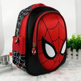 3D Torby Szkolne Dla Chłopców Wodoodporne Plecaki Dla Dzieci Spiderman torba Książka Dzieci Torba Na Ramię Tornister Plecak Moch