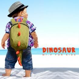 2018 Torby szkolne Cartoon Dinozaur Mini Małe Dzieci Plecak Tornister Dla Dzieci Przedszkole Chłopcy Dziewczyny Tornister Mochil