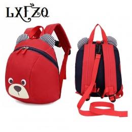 LXFZQ mochila infantil new dzieci szkolne torby Anti-lost dzieci plecak dla dzieci torby Dla Dzieci Dzieci Torba Tornister pleca