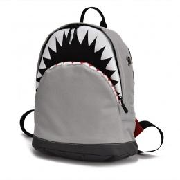 Dzieci 3D Model Shark Torby Szkolne Dla Dzieci mochilas dziecka Tornister dla Przedszkola Chłopcy i Dziewczęta Bagpack Dziecko P
