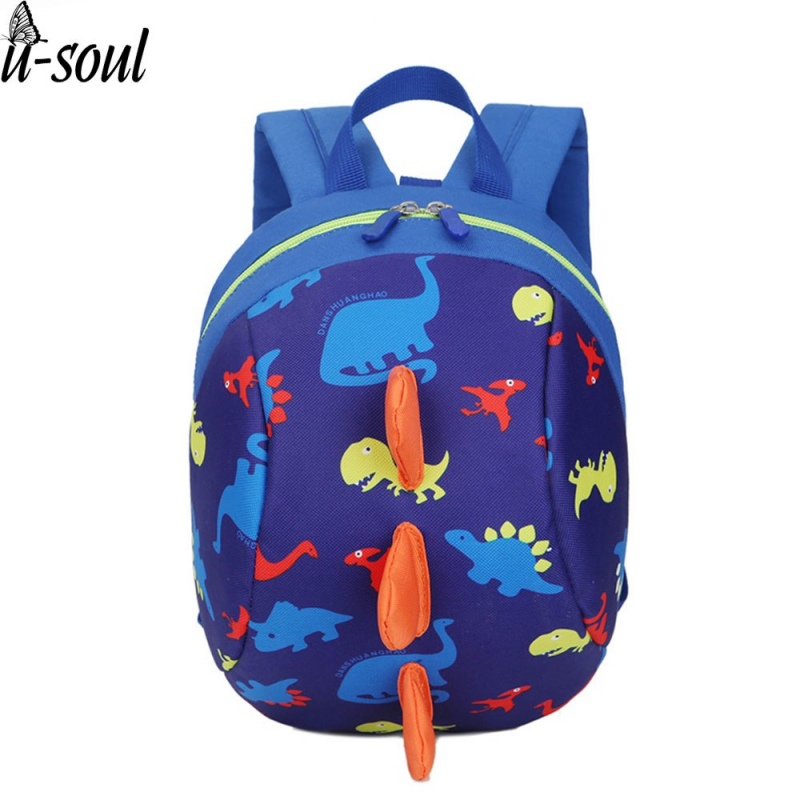 8db583adb158a Anti-lost Torby 3d Plecak Dla Dzieci Cartoon Zwierząt Drukowania Torby  Plecaki Dla Dzieci Chłopiec ...