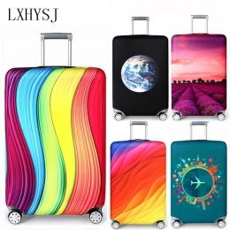 LXHYSJ Elastycznej Tkaniny Bagażu Pokrywa Ochronna, Suitable18-32 Cal, Trolley Case Walizka Pokrywa Kurz Akcesoria Podróży