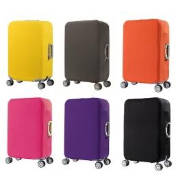 Walizka przypadku podróży wózek walizka ochronna pokrywa dla S/M/L/XL/18-32 cal akcesoria podróży pokrywa bagażu