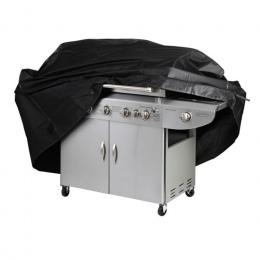 Adeeing Czarny Na Zewnątrz Wodoodporna BBQ Grill Pokrywa Pyłoszczelna Odporny na Promieniowanie Ultrafioletowe