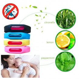 1 zestaw Bransoletka + Anti Mosquito Kapsułki Szkodników Owadów Błędy Sterowania Odstraszający Odstraszacz Opaski Dla Dzieci Mos