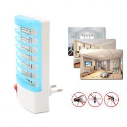220 V UE Wtyczką AMERYKAŃSKĄ Elektroniczny Lampa Anty Komary Mosquito Zabójca Fly Zabójca Owadów Pułapka Bug Zapper Komara Domow