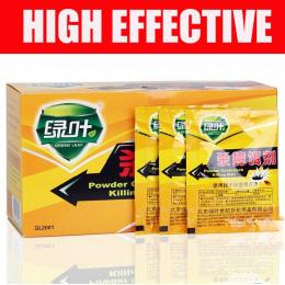 2017 New High Effectiv5pcs Nowy 5 worków Bardzo bardzo jasne karalucha morderca niemiecki karalucha medycyny proszku HH16225A