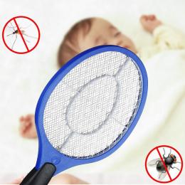 Elektryczny Swatter Komara Anty Komary Latać Odstraszający Bug Owad Odstraszacz Odrzucić Killers Szkodników Odrzucić Rakieta Puł