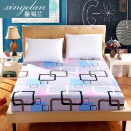 Wyposażone prześcieradło s elastyczna pokrywa łóżko materac okładki poszewka pościel narzuta willa town prześcieradło