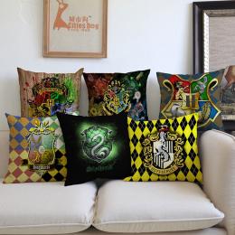 Europa i stany Zjednoczone film Harry Potter Poduszek poduszki poduszki Dekoracyjne poduszki Wystrój boże narodzenie dekoracje d