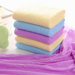New Arrival szybkoschnący ręcznik 70x140 cm Chłonne Bear Cartoon Mikrofibry Plaża Ręcznik Kąpielowy