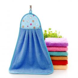Gruby Mikrofibry Ręcznik Łazienka Wiszące Tkaniny Ręcznik Miękkie Chłonne Moda Gospodyni Prezent Kuchnia Ręcznik Wygodne