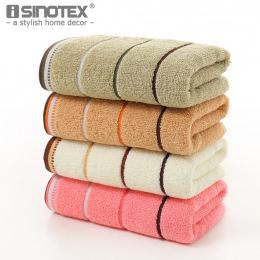 34*74 cm 100% Luksusowe Bawełna Ręcznik Do Twarzy Ręczniki Washcloth Bardzo Chłonne Ekstra Miękkie Palca dla Domu Sport siłownia
