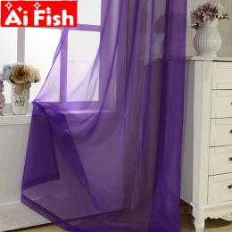 Leczenia okna Romantyczny Cały Mecz Ślubne Sufitu Zasłony Miękkie Multi Color Rolety Zasłony Do Salonu Tiulu A184-40