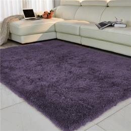 Pokój dzienny/Przeciwpoślizgowe miękkie 150 cm * 200 cm dywan sypialni Dywan nowoczesny dywan mata purpule biały różowy szary 11