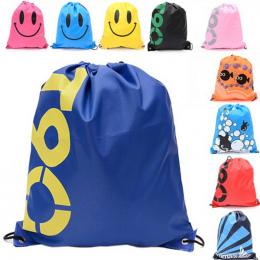 41*33 cm Wodoodporna Podróży Ramiona Torby Przechowywania Buty Sznurek Torba Plecak dla Dziecka Zabawki Dla Dzieci Bielizna Maki