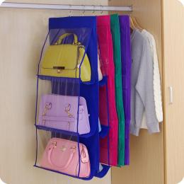 Rodzina Organizator Plecak torebki Torby Do Przechowywania Być Wiszące Worek Do Przechowywania Butów Wysokiej Dostawy Do Domu 6