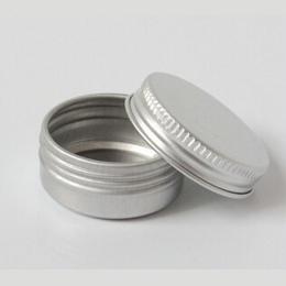 10G 10 sztuk małym okrągłym metalowym pudełku/balsam/metalowe pudełko na kosmetyki 36*17mm