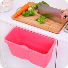 Wielofunkcyjny Schowkiem Kuchni Szafki Wiszące Przechowywania Śmieci Stojak Uchwyt Zorganizować Składowania Gruzu Przechowywania