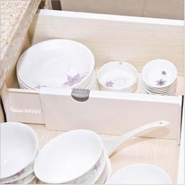 DINIWELL Regulowany Przechowywania Szuflada Clapboard Podziału Dzielnika Szafy Siatka Storage Box Organizator Biuro W Domu Salon