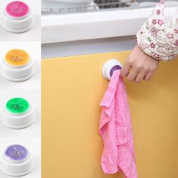 Gorący półka ścienna myjkę klip holder klip dishclout stojak do przechowywania przechowywania pokojowej kąpieli ręcznik wieszak