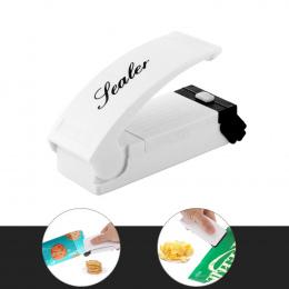Przenośny Mini Ciepła Uszczelniania Maszyn Żywności Torba Pakiet Uszczelniaczem Capper Narzędzie Uszczelniającego Klipy Bag Gosp