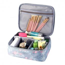Podróży Dziewczyna Makijaż Box Kosmetyczne Torby damskie Podróż Mycia Toaletowe Szminka Szczotka Rzęs Etui Akcesoria Supplies Pr