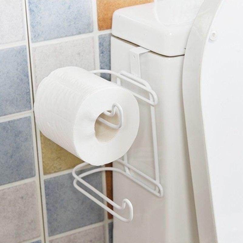Podwójny Uchwyt Na Papier Toaletowy Ręczniki Papierowe Haki