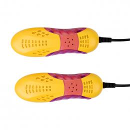 Darmowa Wysyłka Samochód Wyścigowy Kształt Voilet Światła Zapach Dezodorantu Urządzenia Osuszania Suszarka Do Butów Foot Protect