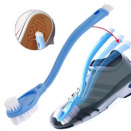 Podwójne długie buty uchwyt szczotka do czyszczenia szczotki do czyszczenia Mycia Wc Toaleta Pot Naczynia narzędzia do czyszczen