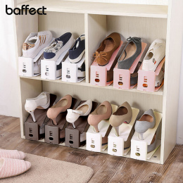 Stojak Na buty Z Tworzywa Sztucznego Podwójne Buty Organizator Przechowywania Buty Posiadacze Salon Wygodne Shoebox Buty Rangenm