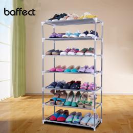 Stojaki na buty Przechowywania Organizator DIY Montowane Plastikowe Wielu Warstw Buty Półka Stojak Uchwyt Drzwi Wieżowych Stojak