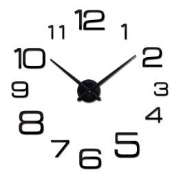 Nowa sprzedaż nowoczesny zegar ścienny 3d duży zegarek kwarcowy zegary salon duże zegary dekoracji domu martwa natura okrągły di