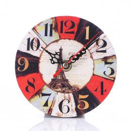 Nowy Nowoczesny Styl Drewniany Zegar Ścienny Chic Home Office Cafe Strona Główna Dekoracje Ścienne Zegary