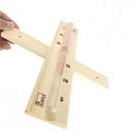 Drewniane Akcesoria Zegar Piaskowy Klepsydra piasek zegar Sauna Sauna Sauna Sauna Accessaries Zegar Ścienny Zegar Klepsydra Pias